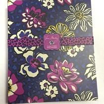 Vera Bradley 3 Ring Flexi Binder in African Violet Photo