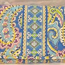 Vera Bradley 40 Cd/game Case Holder  New Photo