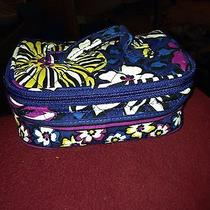 Vera Bradley African Violet Jewelry Case Photo