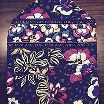Vera Bradley African Violet Large Duffel Bag  Photo