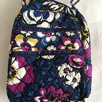 Vera Bradley African Violet Lunch Bunch Bag Insulated Tote Nwt Photo