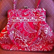 Vera Bradley Alice - Twirly Birds Pink Photo