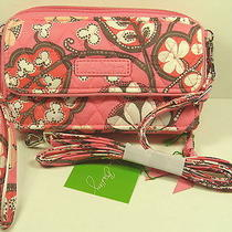 Vera Bradley All in One Crossbody for Iphone 6 / Color Blush Pink Photo