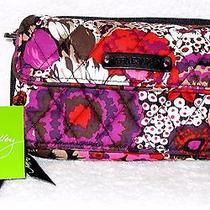Vera Bradley All in One Crossbody for Iphone 6 Rosewood Photo