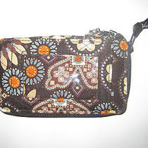 Vera Bradley All in One Wristlet New - Canyon Photo