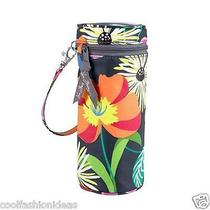 Vera Bradley Baby Bottle Caddy in Jazzy Blooms Water Wipeable Bag 12763 138 Co Photo