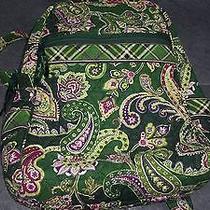 Vera Bradley Backpack Green Photo