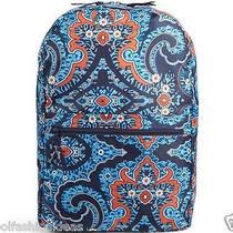 Vera Bradley Backpack in a Pouch in Marrakesh Water-Resistant 14805 199 Co Photo