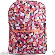 Vera Bradley Backpack in a Pouch in Pixie Confetti Water-Resistant 14805 208 Co Photo