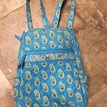Vera Bradley Backpack Used Only Once Photo