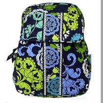Vera Bradley Backpack -Where's Mickey Nwt - Disney Parks Collection Photo