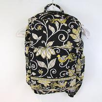 Vera Bradley Backpack Yellow Bird Retired Pattern Photo