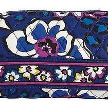 Vera Bradley Bag Small Cosmetic in African Violet  Photo