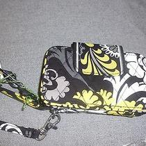 Vera Bradley Baroque Smartphone  Iphone 5 5s Wristlet Wallet--New Photo