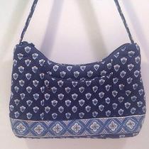 Vera Bradley Blue Bag. Photo