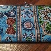 Vera Bradley Blue Wallet Photo