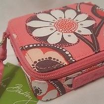 Vera Bradley Blush Pink Travel Pill Case 7 Day Medicine Box Id Cosmetic Nwt Photo