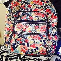 Vera Bradley Bookbag and Laptop Case Photo