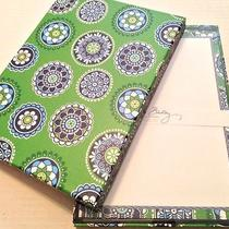 Vera Bradley Boxed Sationary Set in
