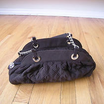 Vera Bradley Brown Handbag Photo