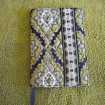 Vera Bradley Cambridge Book Cover With Ribbon Book Mark Photo