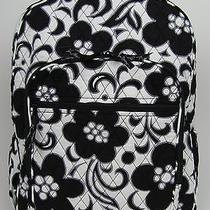 Vera Bradley Campus Backpack Nighty & Day New With Tags Photo