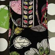 Vera Bradley Cell Phone Crossbody Bag Iphone 6 Samsung S5 Case Moon Blooms Nwt Photo