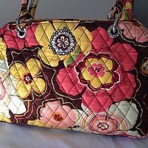 Vera Bradley Chain Bag Handbag Purse Buttercup Photo
