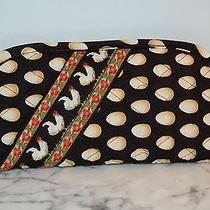 Vera Bradley Chanticleer Double Eyeglass Case in Euc Photo