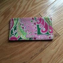 Vera Bradley Check Book Cover Photo