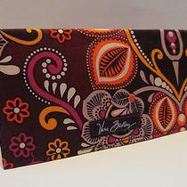 Vera Bradley Checkbook Cover in Safari Sunset  new&tag   Read Description  Photo