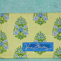 Vera Bradley Citrus Elephants Card Holder Nwot Business Credit Gift Cards Rare Photo