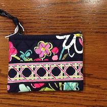 Vera Bradley Coin Purse Ribbons Credit Gift Cards New With Tags Photo