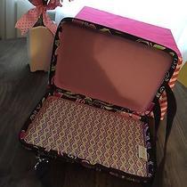 Vera Bradley Computer Bag (Purple Punch) Photo