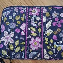 Vera Bradley Computer Bag/sleeve Purple Photo