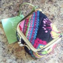 Vera Bradley Contact Case Symphony in Hue Nwt Photo
