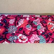 Vera Bradley Curling and Flat Iron Cover in Bloom Berty - Nwt Photo