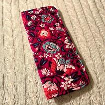 Vera Bradley Curling & Flat Iron Cover Bloom Berry Travel Heat Resistant Nwt Photo