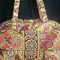 Vera Bradley Diaper Bag Photo