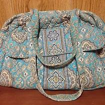 Vera Bradley Diaper Bag Totally Turq Photo