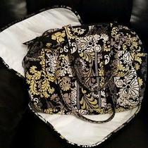 Vera Bradley Diaper Bag With Changing Pad Photo