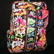 Vera Bradley Disney Backpack Midnight With Mickey Photo