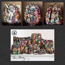 Vera Bradley Disney  Backpack Only Bag New Midnight With Mickey Photo