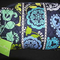 Vera Bradley Disney Large Cosmetic Bag Where's Mickey Photo