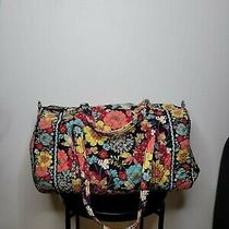 Vera Bradley Duffle Bag Large  (Multicolor) Photo