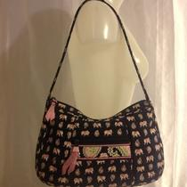 Vera Bradley Elephant Quilted Hobo Purse Photo