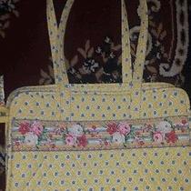 Vera Bradley Elizabeth Retired Diaper Bag Photo