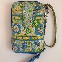 Vera Bradley English Meadow Print Iphone 4 Wristlet Photo