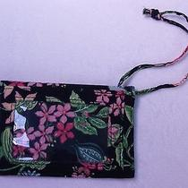 Vera Bradley Fabric Id Wallet Coin Purse Luggage Tag  Photo