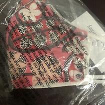 Vera Bradley Face Mask Blush Pink With Filter Pocket Factory Sealed - Nwt Photo